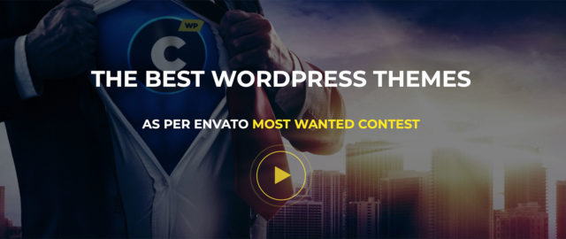 30 Best WordPress Themes of 2019