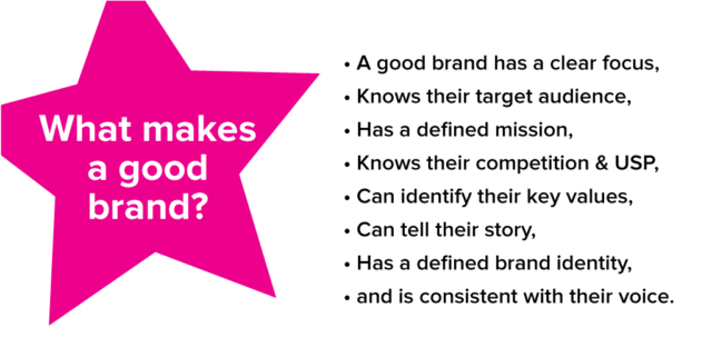 What makes a good brand?
