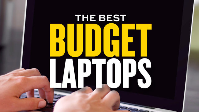 Top 10 Budget Laptops for Designers & Creatives in 2019