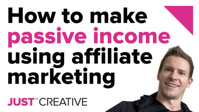 How to Make Passive Income Using Affiliate Marketing